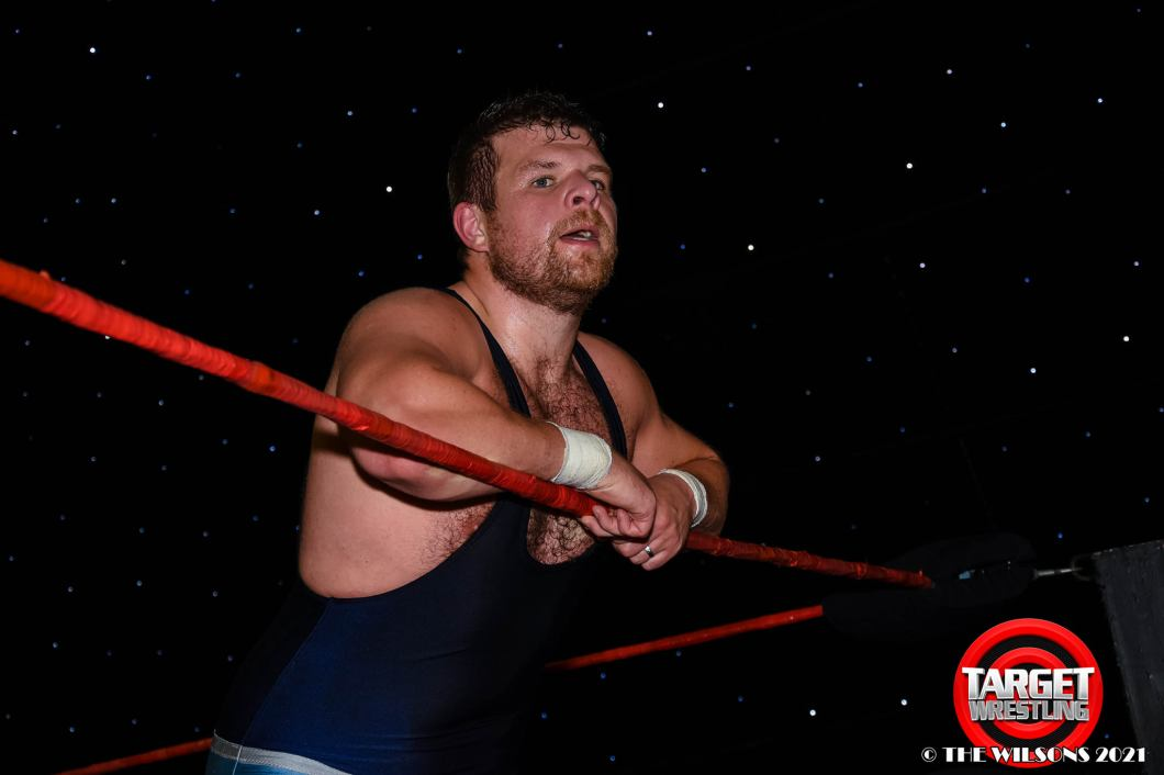 Jackie Polo Target Wrestling