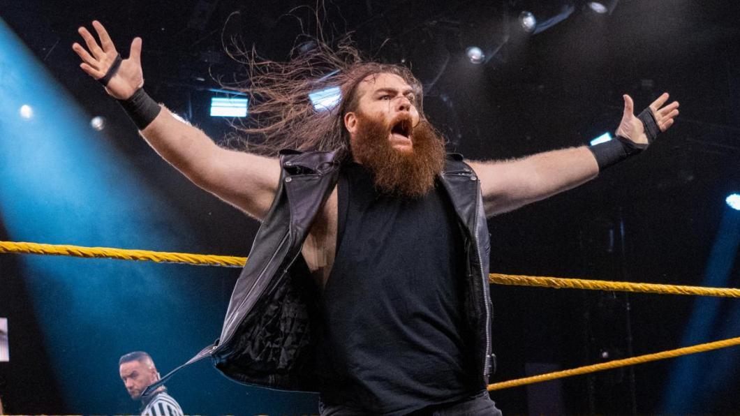 Killian Dain NXT