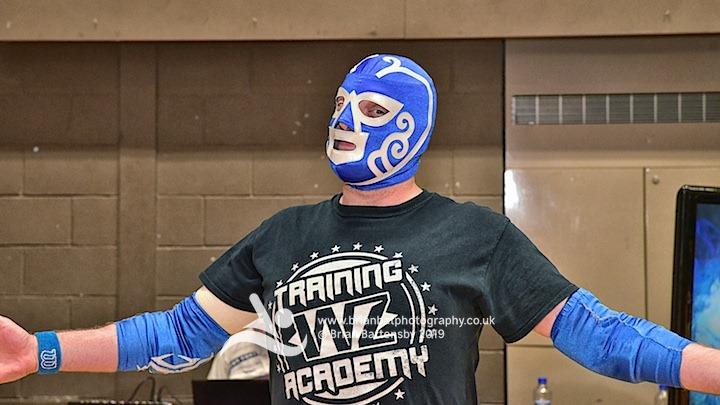 Blue Thunder WrestleZone
