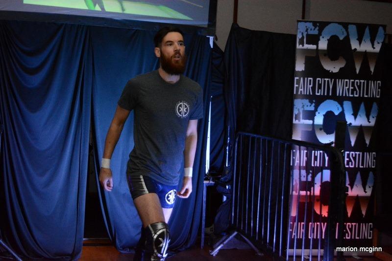 Ken Kaiden Fair City Wrestling