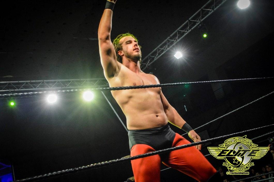 Charlie Sterling Pro Wrestling Elite
