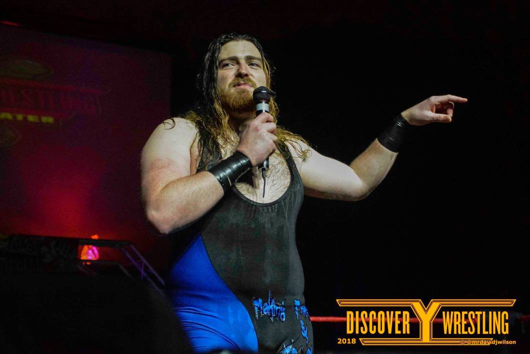 Krieger Discovery Wrestling