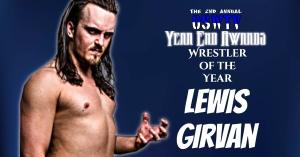 Wrestle of the Year: Lewis Girvan