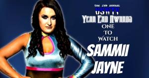 One To Watch: Sammii Jayne