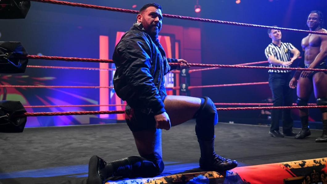 Sha Samuels WWE NXT UK