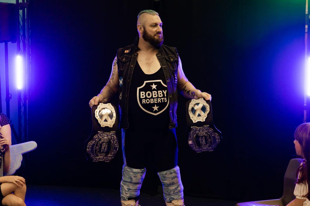 Bobby Roberts Respect Pro Wrestling