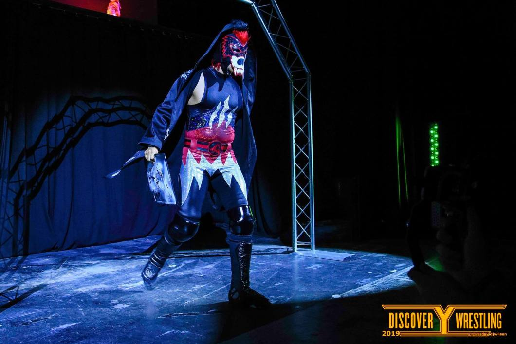 Kid Lykos CCK Discovery Wrestling