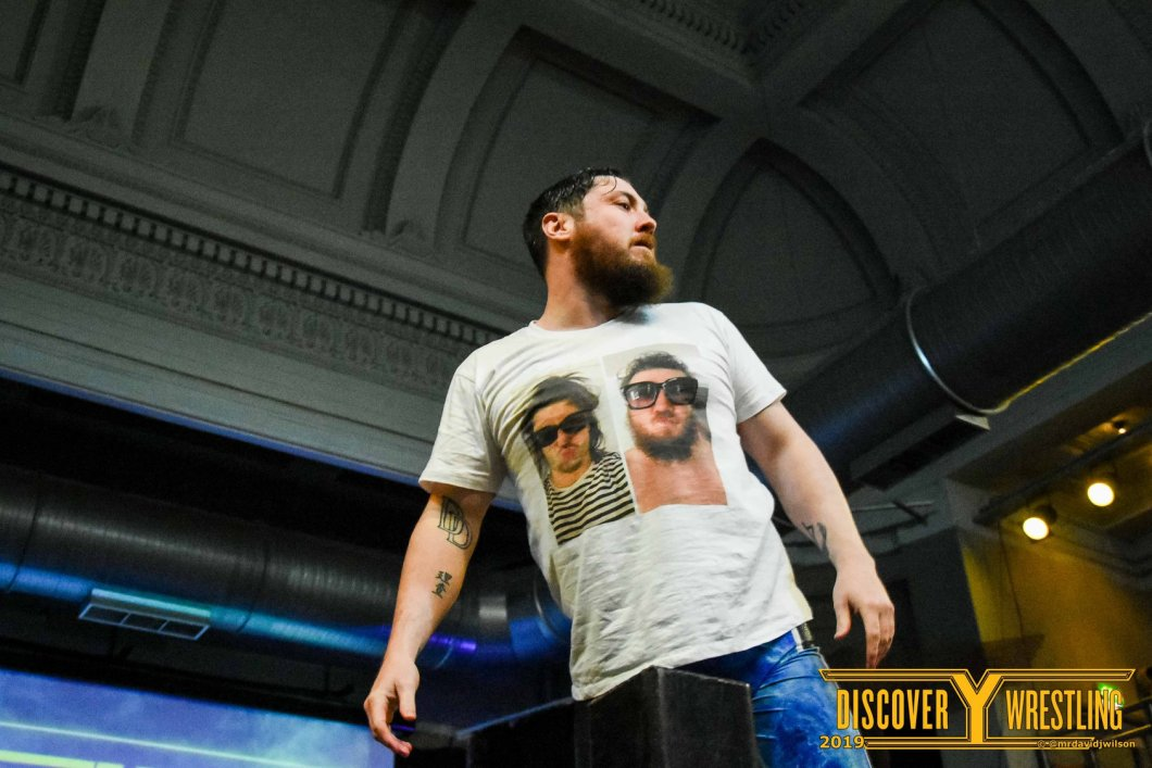 Dickie Divers Discovery Wrestling