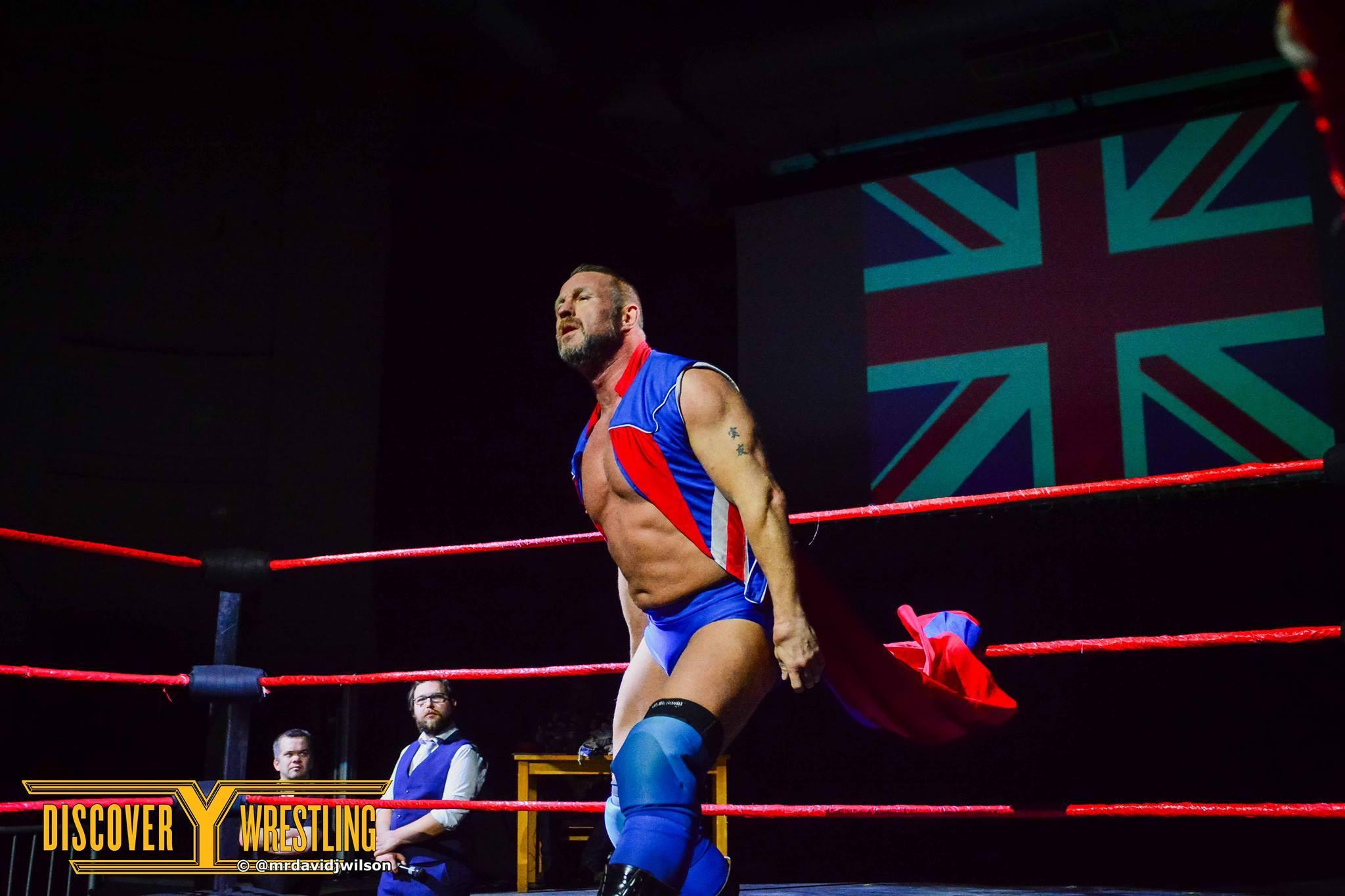 Doug Williams Discovery Wrestling