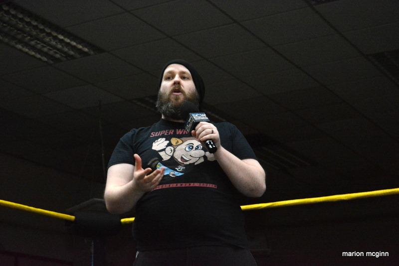 Kevin Williams Fair City Wrestling