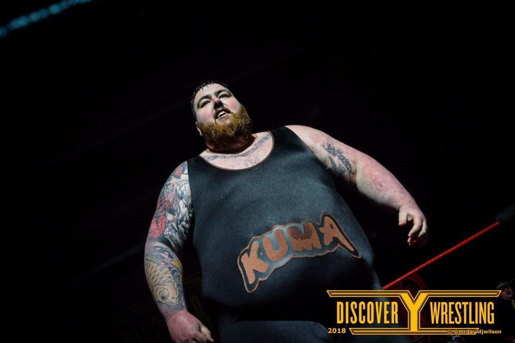 KUMA Discovery Wrestling