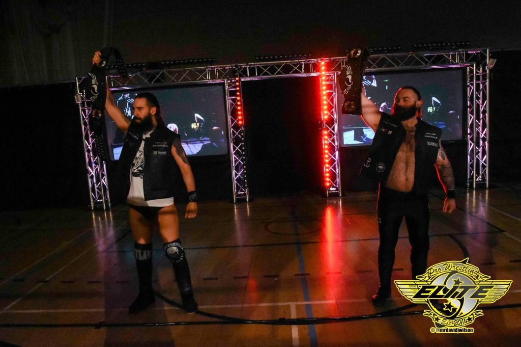 The Purge Pro Wrestling Elite