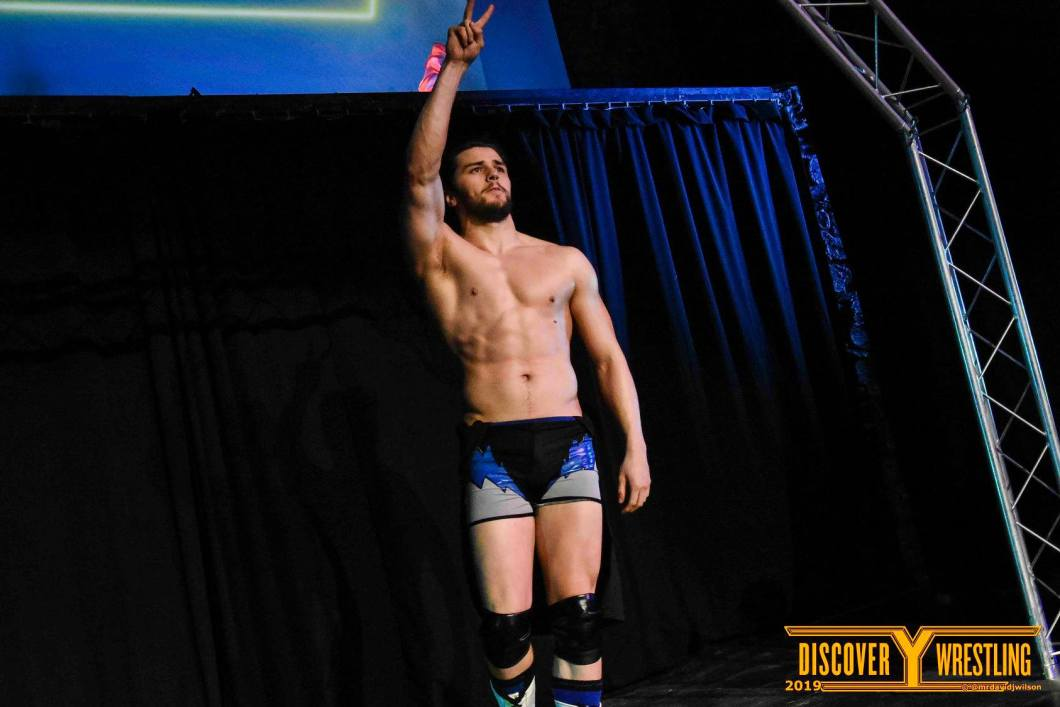 Josh Terry Discovery Wrestling