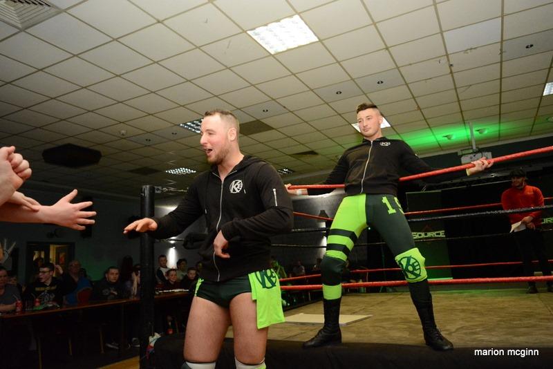 KOE Source Wrestling