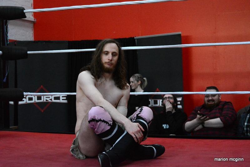 Manlon Source Wrestling
