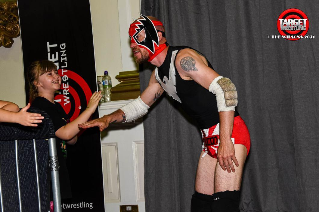 Falcon Target Wrestling