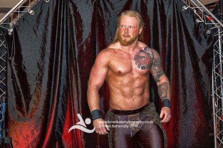 Caleb Valhalla WrestleZone