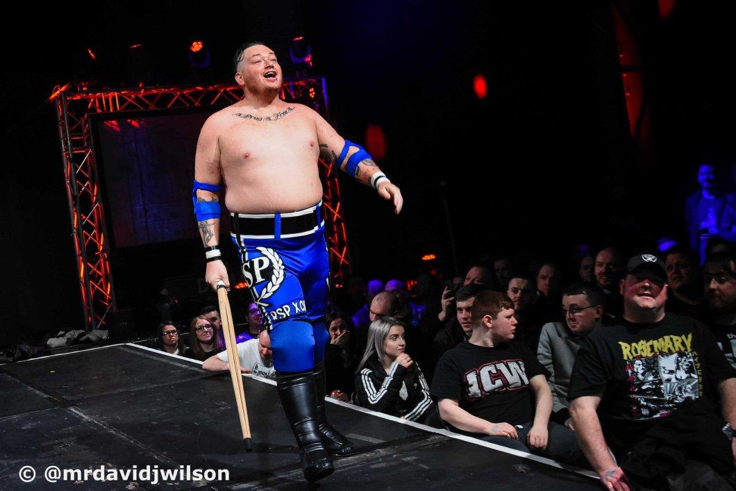 Rickey Shane Page Insane Championship Wrestling