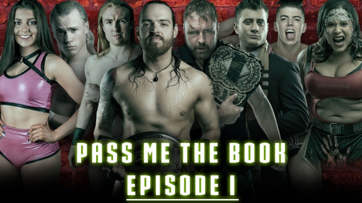 Pass Me The Book Episode 1