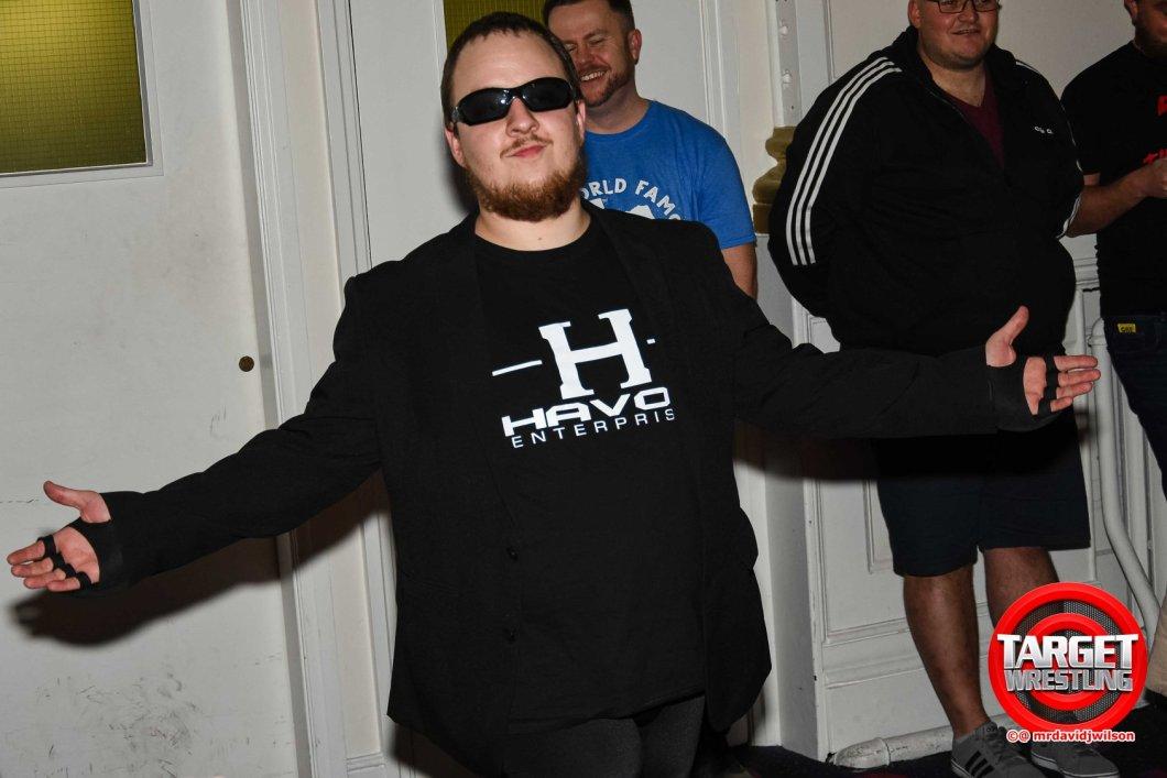 Damon Havok Target Wrestling